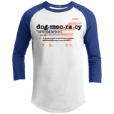 Dogmocracy Sporty Tee Shirt