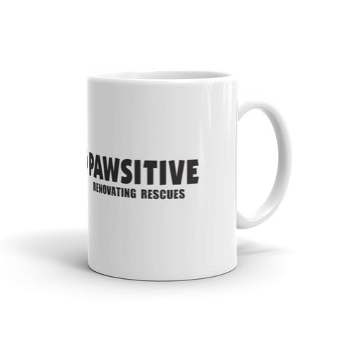 Official Project Pawsitive Mug