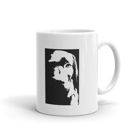 Dogs Have Souls (Gaelic Version II) Coffee Mug