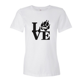 LOVE Women's Short Sleeve T-Shirt