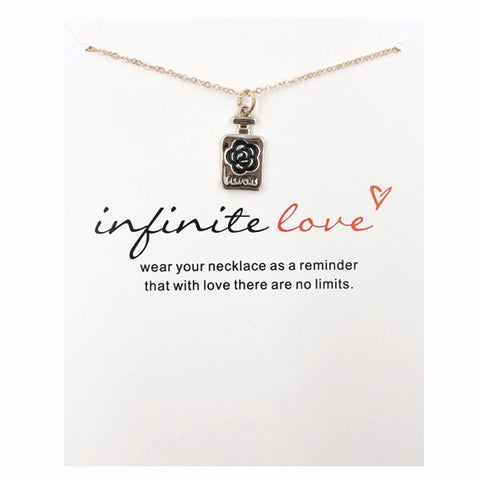 Infinite Love Neclace