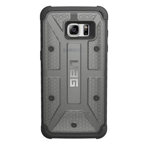 Ash/Black UAG® Armor Shell Case for Samsung Galaxy S7 Edge