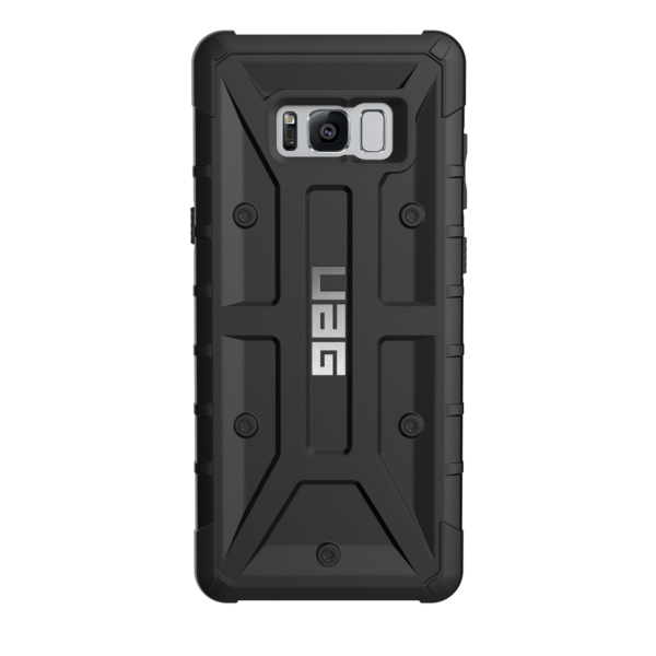 Black UAG® Armor Shell Case for Samsung Galaxy S8 Plus