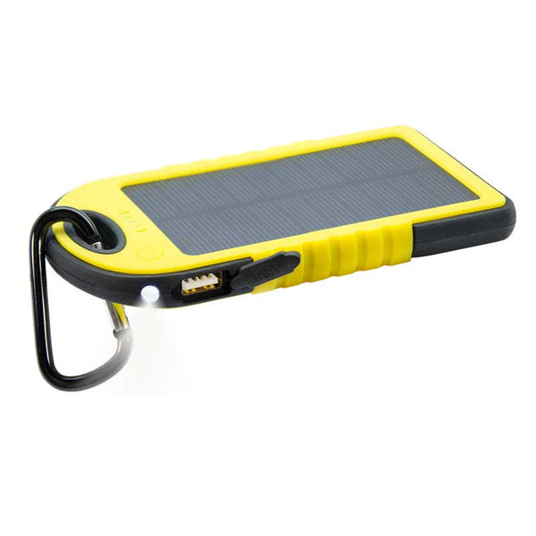 ZGEAR® Rugged Solar Power Bank 4000mAh
