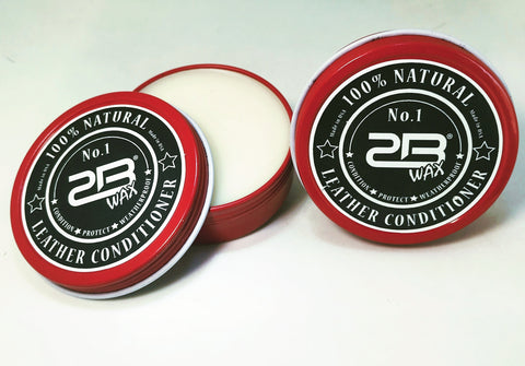 2Bwax LEATHER CONDITIONER