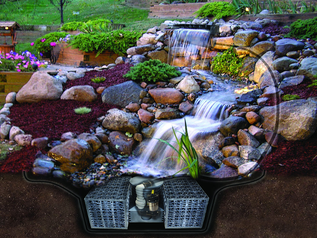 Idea: Pondless Waterfall