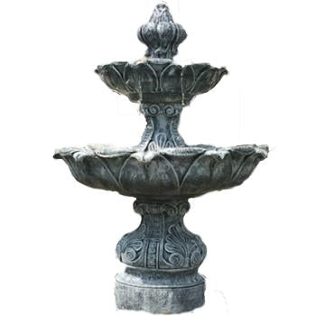 Universal Small Fountains