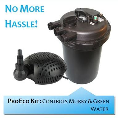 ProEco Ez-Press Filter Kit