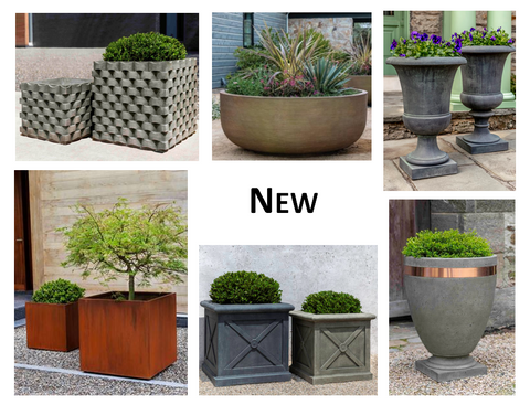 New Pottery - Marquis Gardens