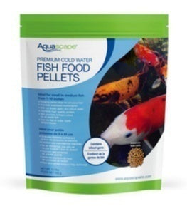 Aquascape Cold Water Fish Food