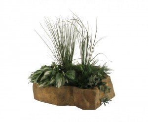 Planter Rock - 003 by Universal Rocks