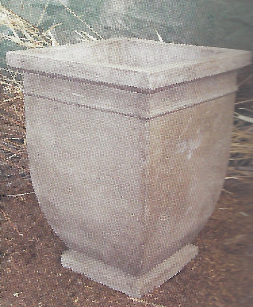 "Photo of 24"" Square Planter  - Marquis Gardens"