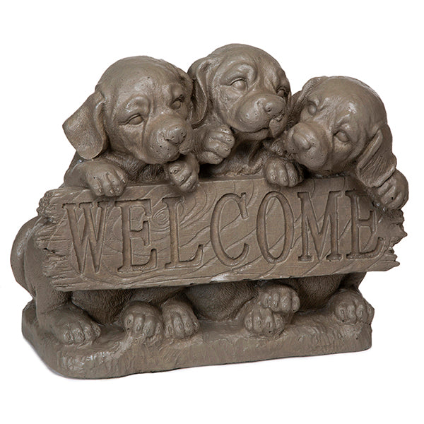 Three Dog - Welcome Sign