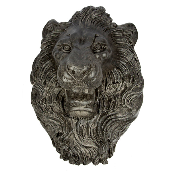 Big Roaring Lion Head