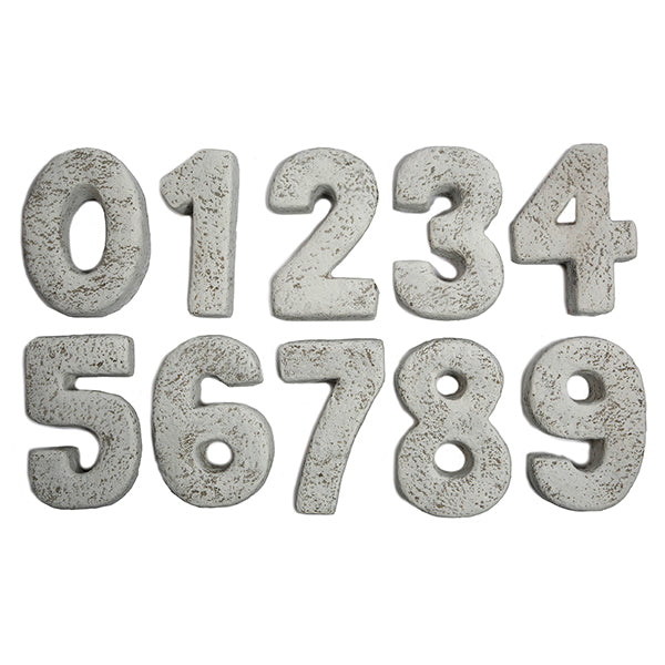 Address Concrete Numbers