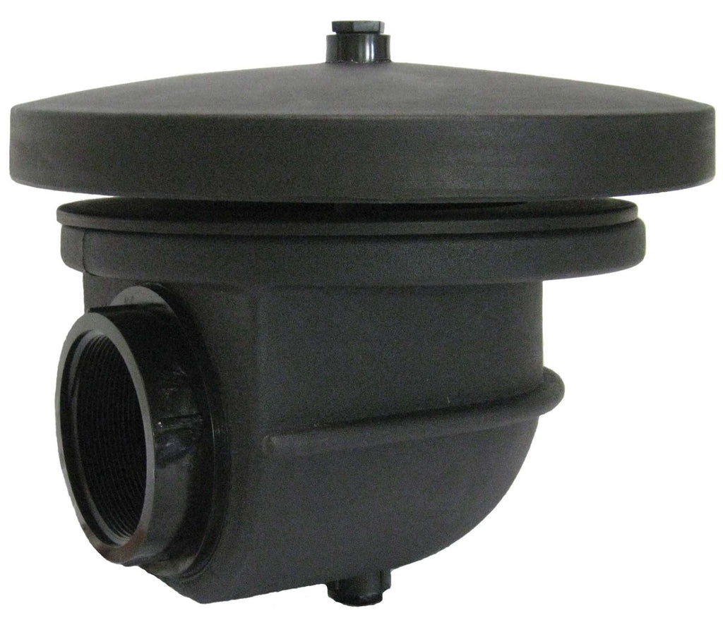 "Photo of EasyPro 4"" Heavy Duty Bottom Drain  - Marquis Gardens"
