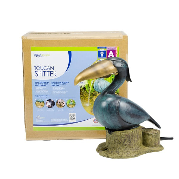 Aquascape Toucan Spitter