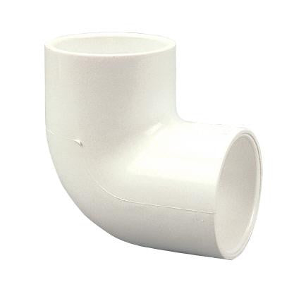 90 Socket Elbows PVC