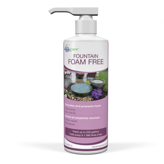 Aquascape Fountain Foam Free (Liquid) - 8 oz