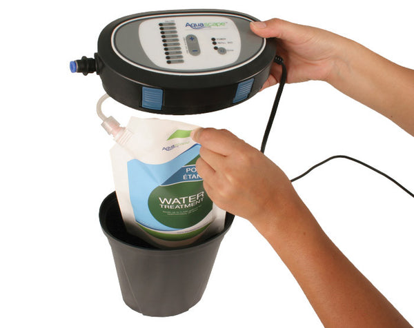 Aquascape Automatic Dosing System Fountain Water Treatments