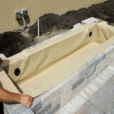 Photo of Flexible Basin Grey - Marquis Gardens