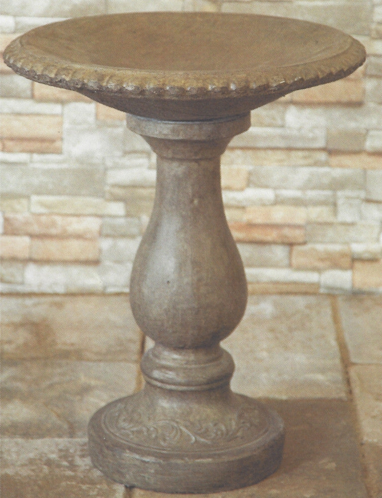 Photo of Birdbath - Plain  - Marquis Gardens
