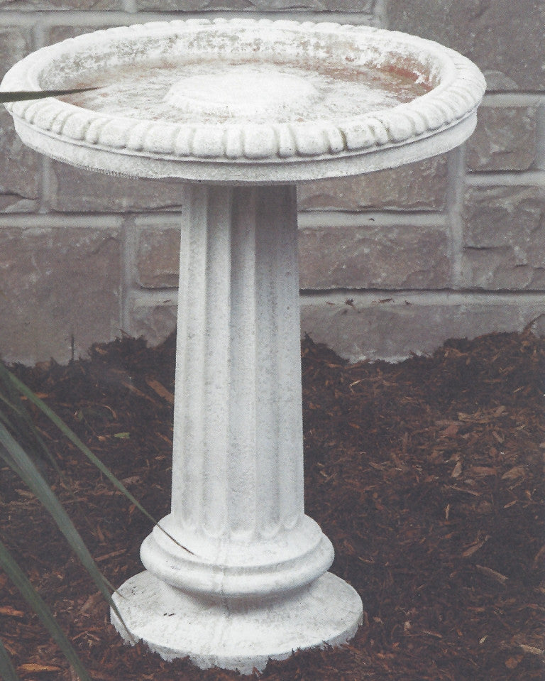 Photo of Birdbath - Roman  - Marquis Gardens