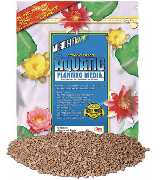 Photo of EasyPro Concentrated Aquatic Planting Media  - Marquis Gardens