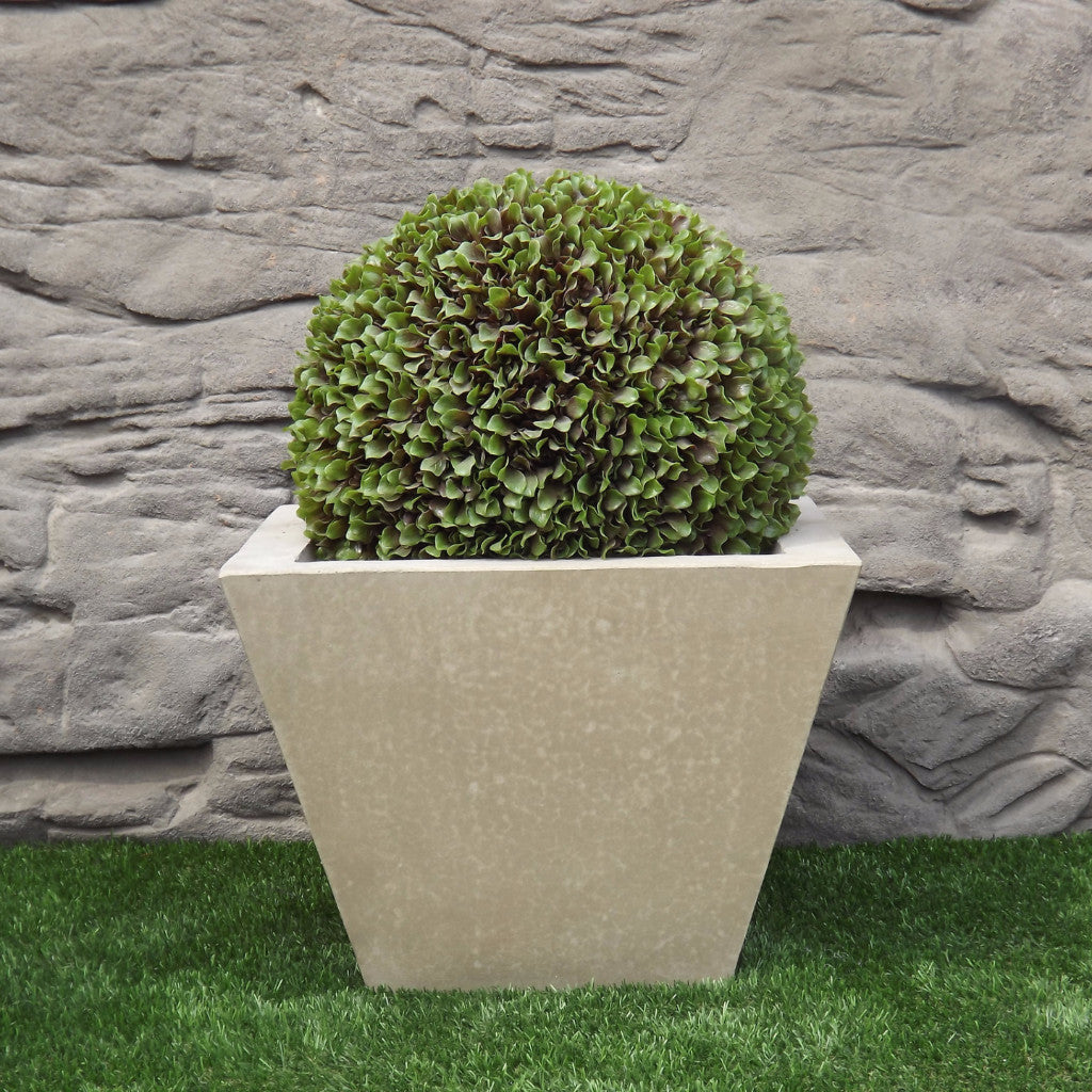 Photo of Modern Square Planter  - Marquis Gardens