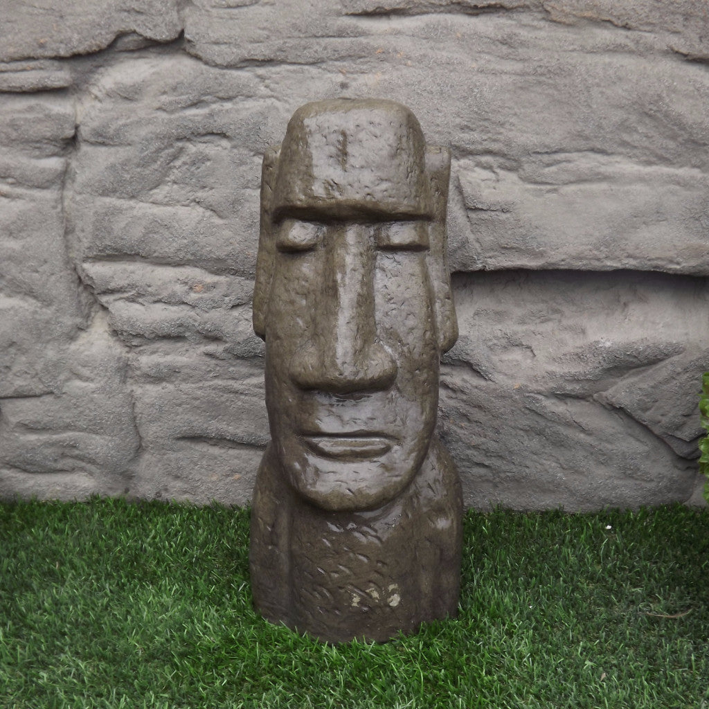 Photo of Easter Island Head  - Marquis Gardens