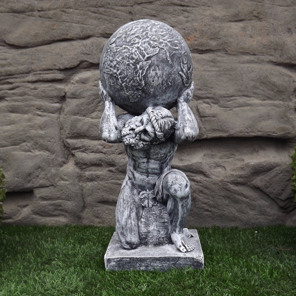 Photo of Atlas - Shouldering the World  - Marquis Gardens