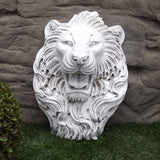 Photo of Big Roaring Lion Head  - Marquis Gardens