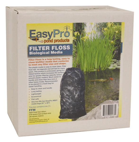 EasyPro Filter Floss Bio-Media - 3000' Roll