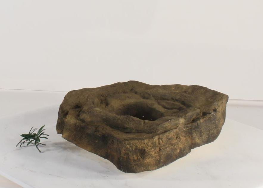 Photo of Floating Rock - FR-006 by Universal Rocks  - Marquis Gardens