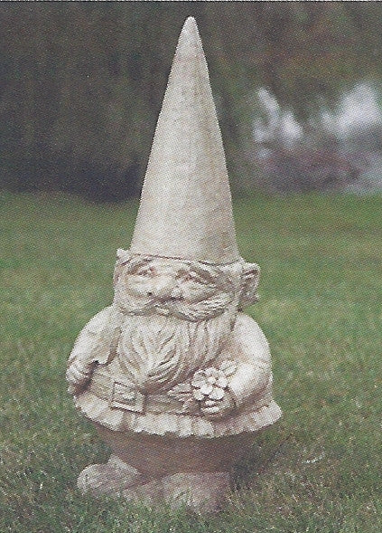 Photo of Gnome with Pointed Head  - Marquis Gardens
