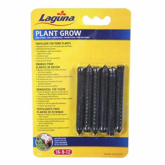 Photo of Laguna Plant Grow Fertilizer Pond Spikes - Marquis Gardens
