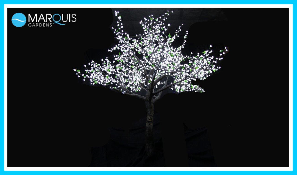 Photo of LED Blossom Tree 4100 Realistic  - Marquis Gardens