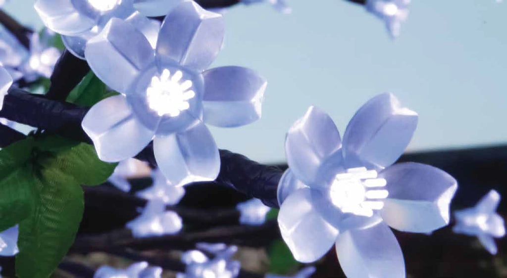 Photo of LED Blossom Tree 800 Realistic  - Marquis Gardens
