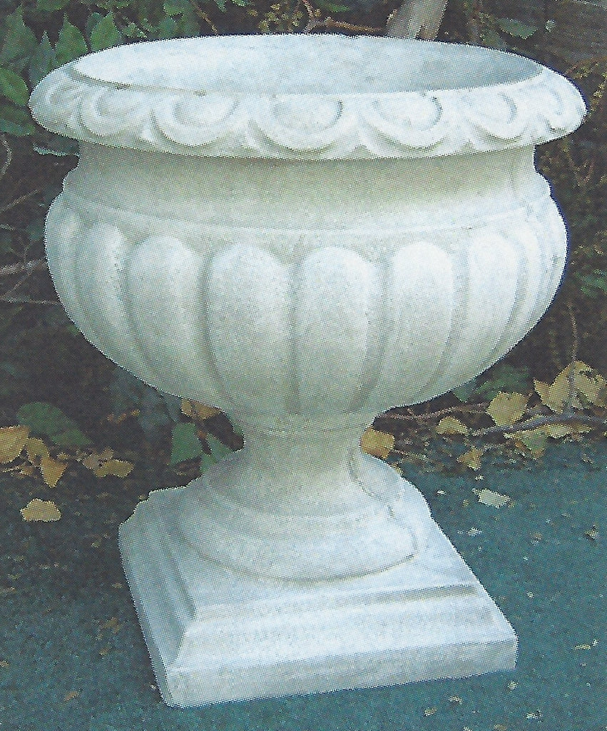 Photo of Round Roman Pot  - Marquis Gardens