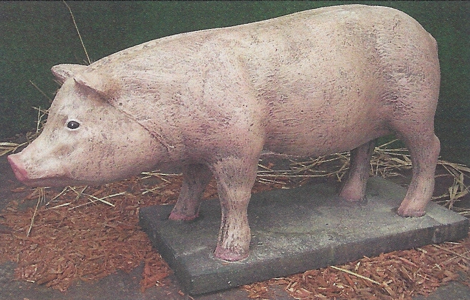 Photo of Large Pig  - Marquis Gardens