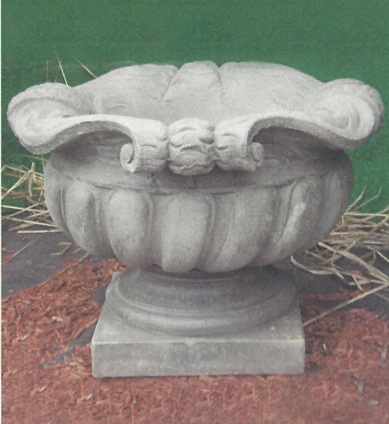 Photo of Large Scroll Pot  - Marquis Gardens
