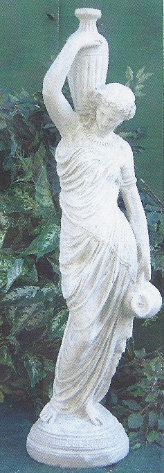 Photo of Large Jug lady  - Marquis Gardens