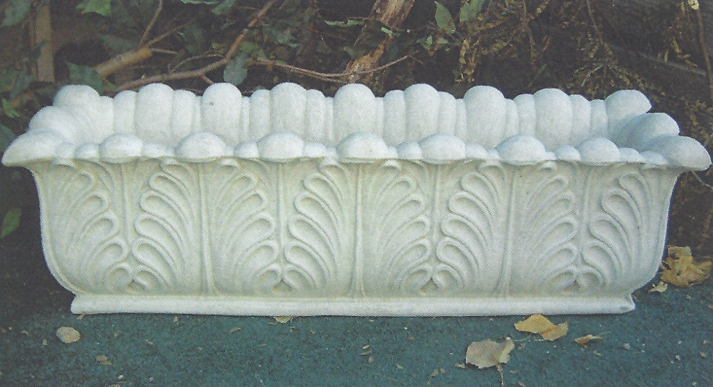 Photo of Long Leaf Planter  - Marquis Gardens