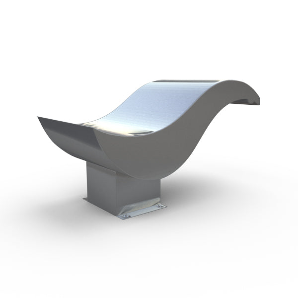 Orca in Basin - with LED Light