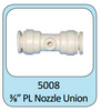 PROECO Push Lock Nozzle Union 3/8″