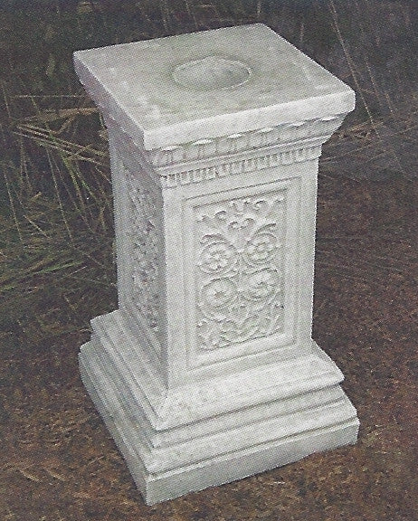 Pedestal - Decorative