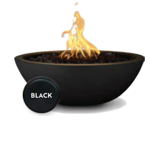 Sedona Round Fire Bowl 33""