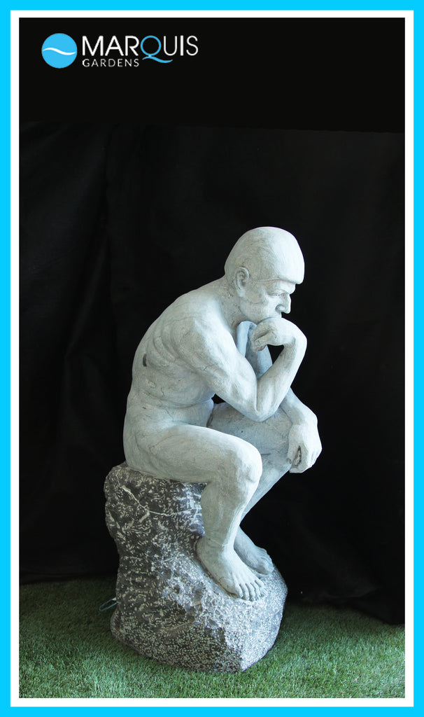 Photo of The Thinker  - Marquis Gardens