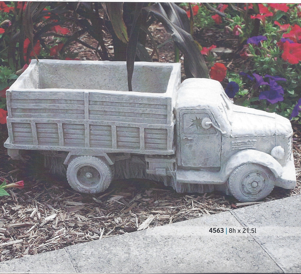 Photo of Truck Planter  - Marquis Gardens