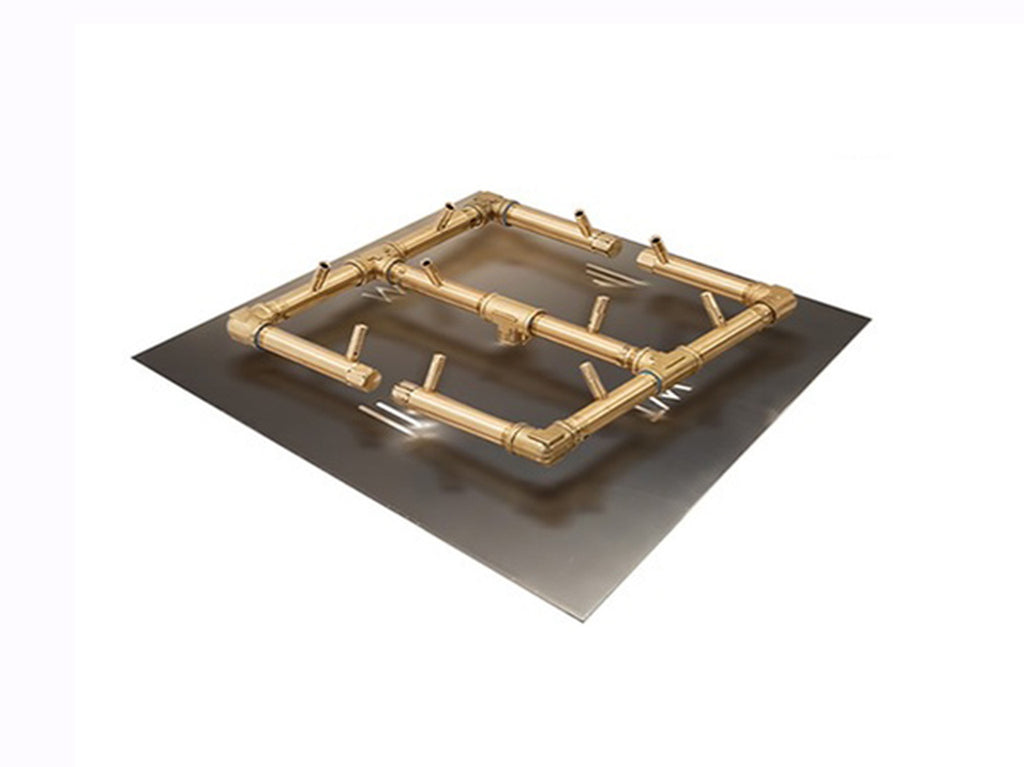 "28"" Square Pan/Plate Kit: Crossfire 120K"